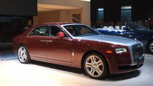 Rolls-Royce Ghost Series II to be launched in India on November 7