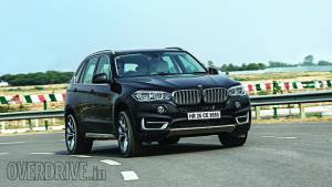 2014 BMW X5 India road test