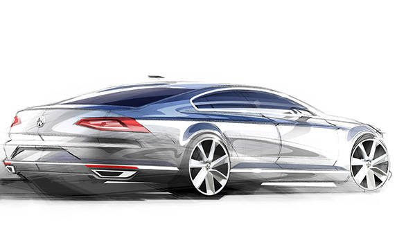 2015 Volkswagen Passat preview (3)