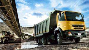 Fuso trucks launched in Zimbabwe