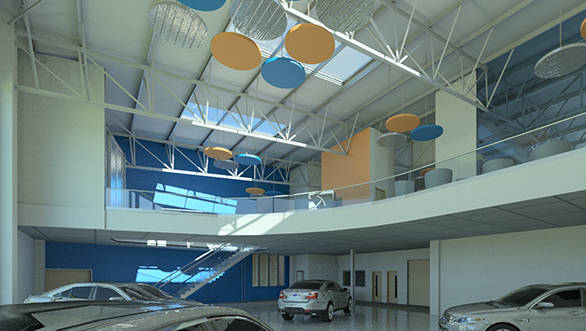 Ford Centre of Excellence2