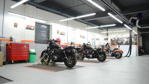 Harley Davidson BSVI prices out