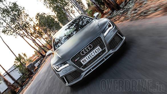 2014 Audi RS7 13