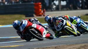 Mahindra Racing at the French Grand Prix