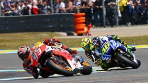 MotoGP: Marc Marquez wins at Le Mans