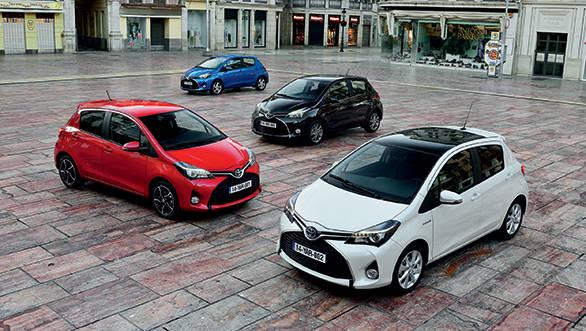 Toyota Yaris 2014 (1)