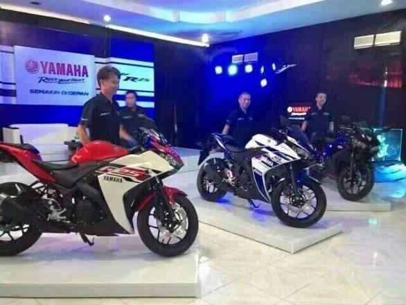 Yamaha YZF-R25 9
