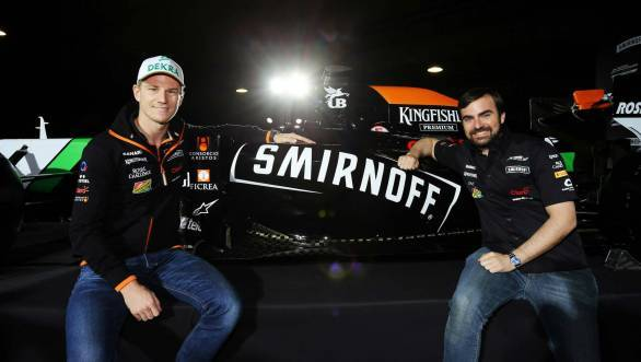 Force India will want to carry the momentum gained over the first four rounds