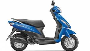 Suzuki Let's launched in Chennai at Rs 46,925