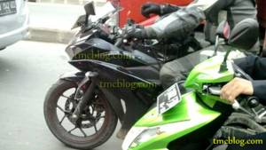 Spied: Clearer shots of Yamaha R25 production version