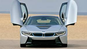 BMW i8 hybrid electric supercar launched in India at Rs 2.29 crore