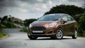 2014 Ford Fiesta India first drive