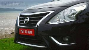 2014 Nissan Sunny facelift image gallery
