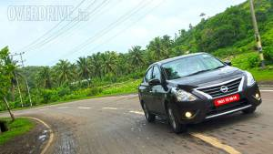 2014 Nissan Sunny India first drive