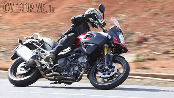 2014 Suzuki V-Strom 1000 ABS India first ride