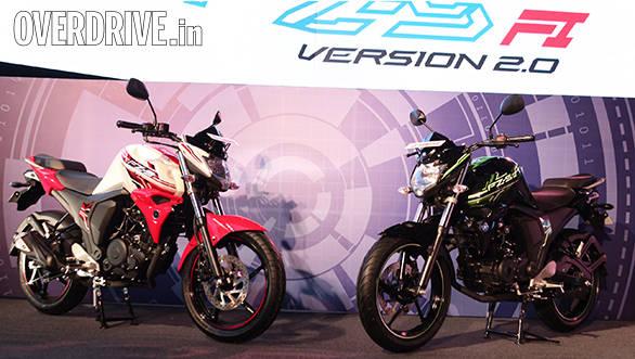 2014 Yamaha FZ-S
