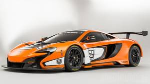 McLaren 650S GT3 and MSO unveiled at Goodwood FOS