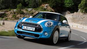2014 Mini Cooper 3-and 5-door variants launched in India at Rs 31.85 lakh and Rs 35.20 lakh