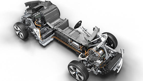 BMW-i8-chassis