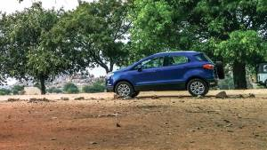 OD Garage: Ford EcoSport TDCi fleet introduction