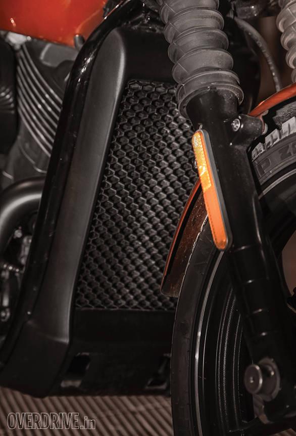 Harley-Davidson Street 750 (5)