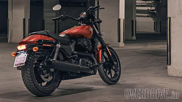 Harley-Davidson Street 750 (6)