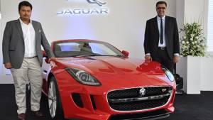 Jaguar India opens new showroom in Raipur