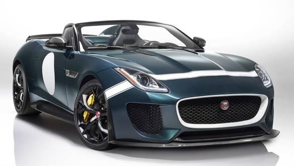 Jaguar Ftype Project 7 1