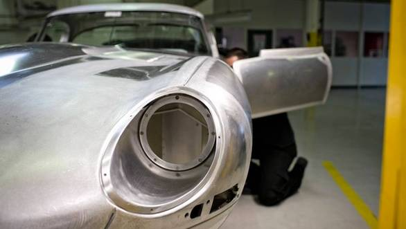 The missing six Special GT E-types will be priced over a million pounds each.
