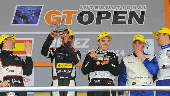 Jerez win