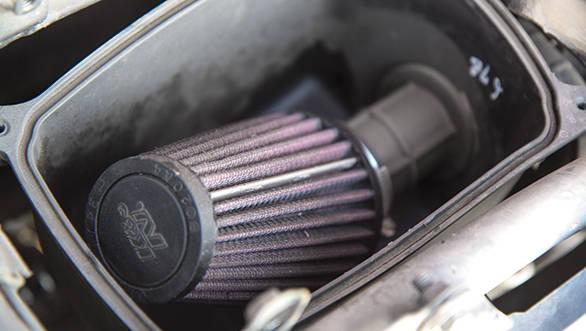 K&N filter for R15