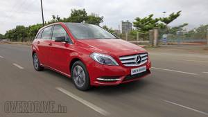 2014 Mercedes-Benz B-Class Edition 1 India Review