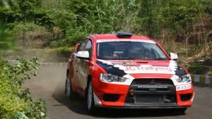 2014 IRC: Samir Thapar fastest at Rally of Maharashtra SSS