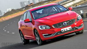 2014 Volvo S60 D4 India first drive