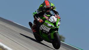 WSBK Portugal: Sykes and Rea victorious
