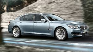 2014 BMW 7 Series Active Hybrid image gallery