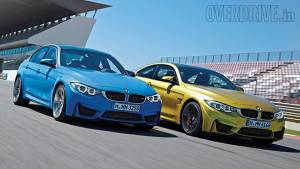 Live webcast: BMW M3 sedan and M4 coupe launch in India
