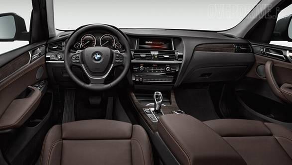 BMW X3 facelift 3