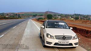 OD garage: 2014 Mercedes-Benz C-Class Grand Edition introduction