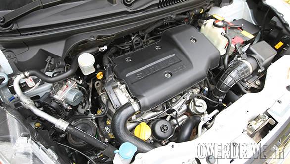 Ertiga Diesel Engine_586x331
