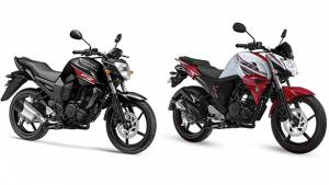 The new Yamaha FZ-S version 2.0 - what has changed