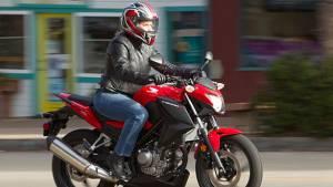 2015 Honda CB300F image gallery