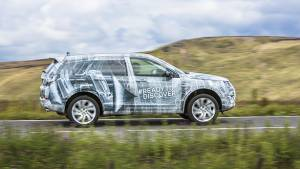 2015 Land Rover Discovery Sport will be a seven-seater