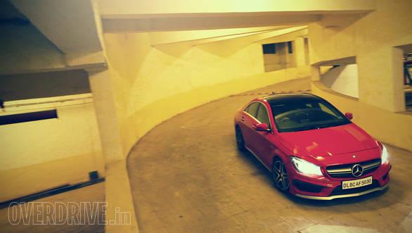 Mercedes-Benz CLA 45 AMG (13)