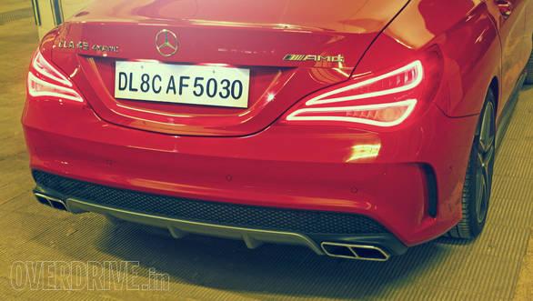 Mercedes-Benz CLA 45 AMG (9)