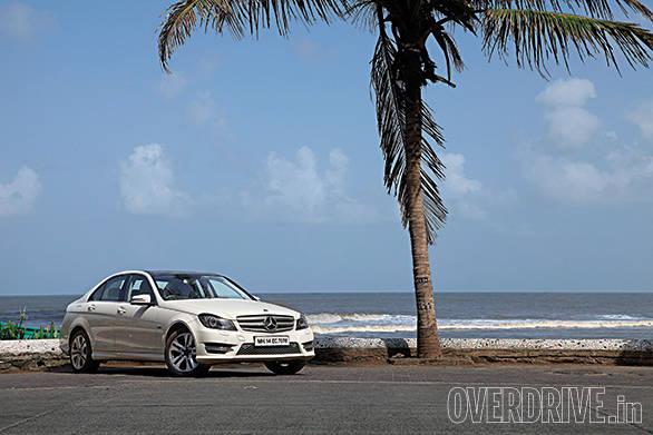 Mercedes C-Class Grand Edition (2)