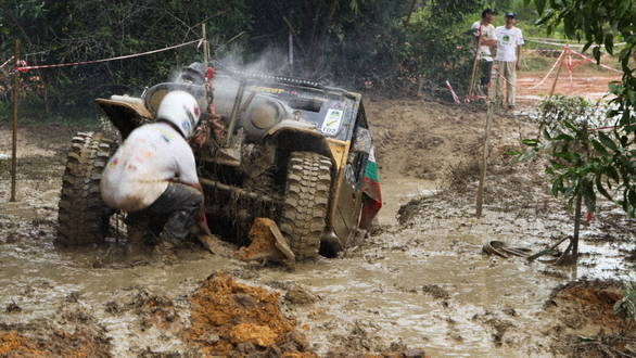 Rainforest Challenge 5