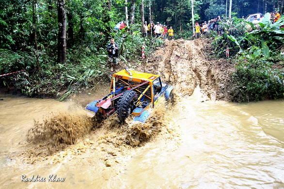 Rainforest Challenge 6