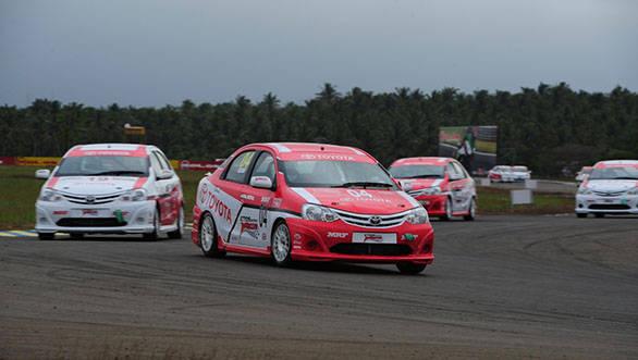 Toyota EMR at Coimbatore 2014