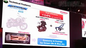 What does the Blue Core tech in the new Yamaha FZ version 2.0 mean really?